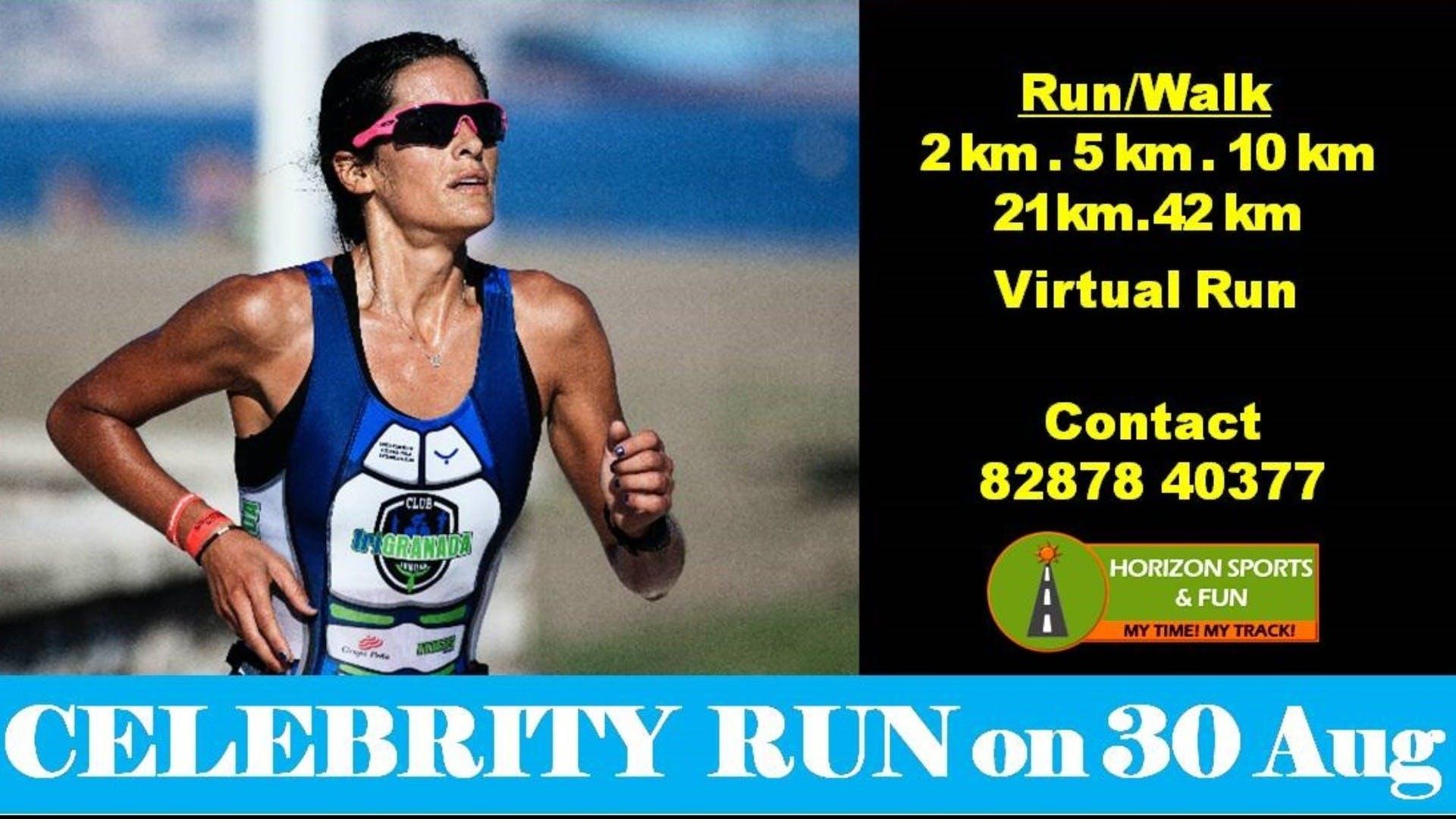 Celebrity Run