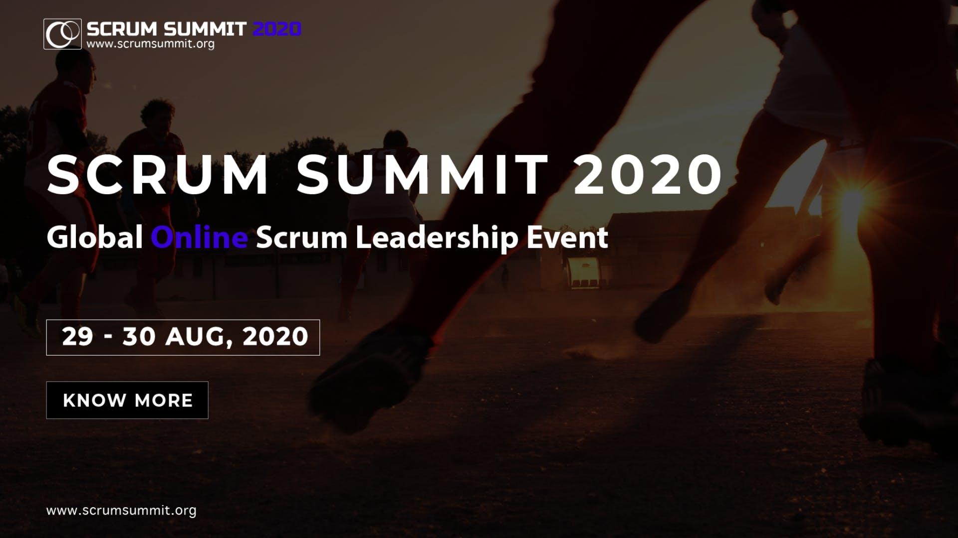 Scrum Summit 2020