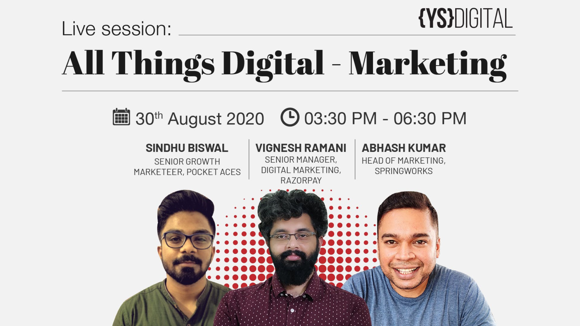 All Things Digital – Live Session